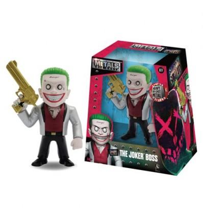 Suicide Squad Joker Boss 10cm Metals Die-Cast
