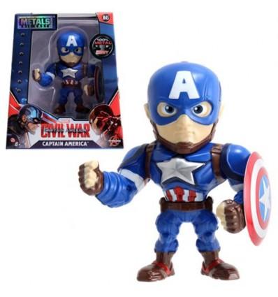 Captain America: Civil War 10cm Die-Cast Metal