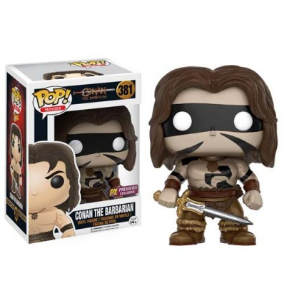Conan The Barbarian - Exclusive Warpaint Conan